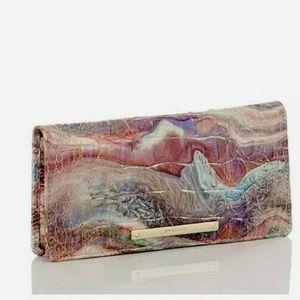 Brahmin Melbourne ADY Slim Bifold Wallet Clutch